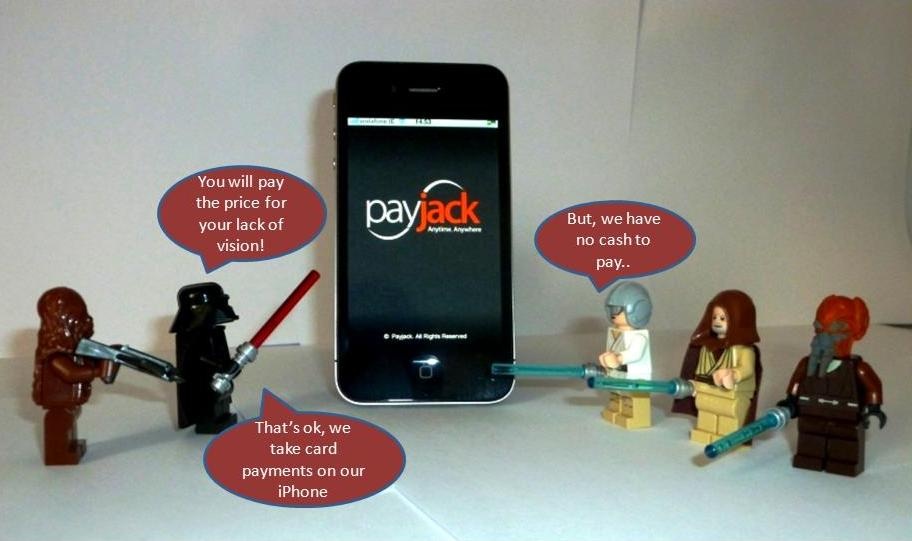 Payjack - mobile payments